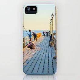 The SeaSide Pier iPhone Case