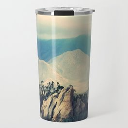glimmer of the desert Travel Mug