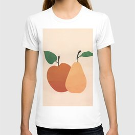 An Apple and a Pear T-shirt