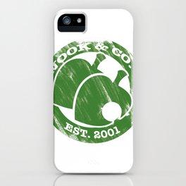 Nook & Co. iPhone Case