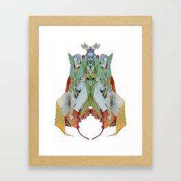 sumak Framed Art Print