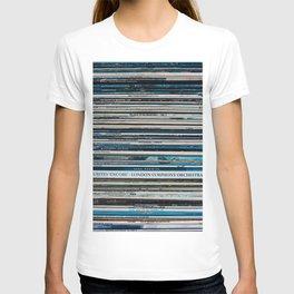 Old Vinyl T-shirt