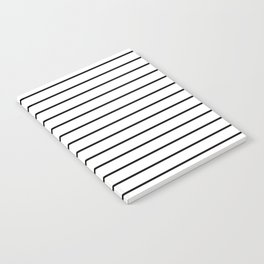 Minimalist Stripes Notebook