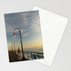 Santa Monica Pier 2 Stationery Cards