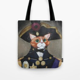 Mewtiny on the Bounty Tote Bag