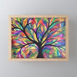 Nerve Endings Framed Mini Art Print