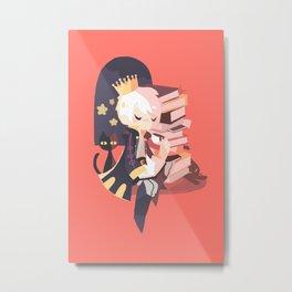 (FEA) ↀↀ Metal Print