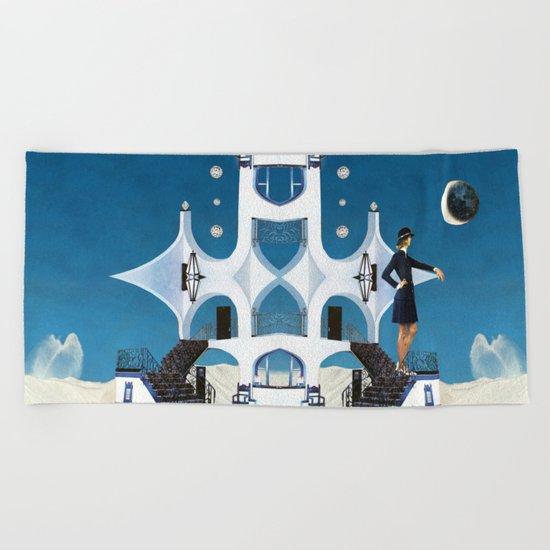 Architecton Beach Towel
