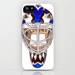 Potvin - Mask iPhone Case