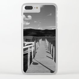 The Dock Clear iPhone Case