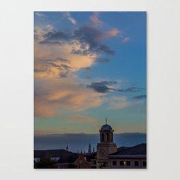 Seminary Sunset pt.3 Canvas Print