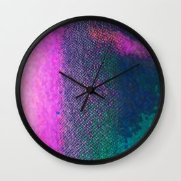 Slouchy Couch Wall Clock