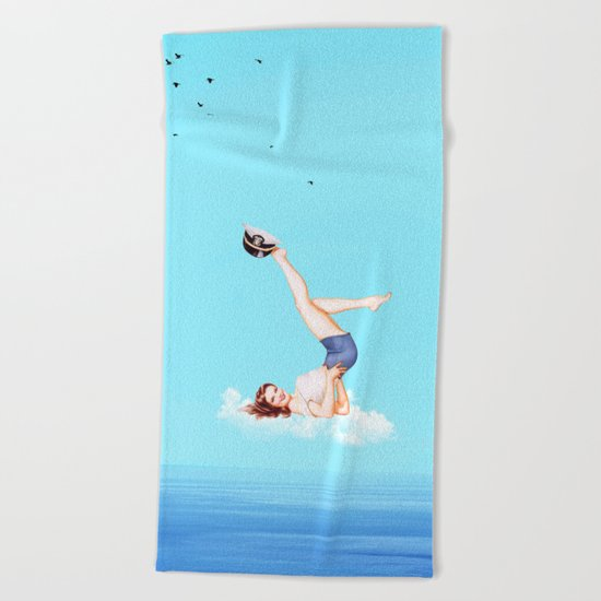 SAILOR Beach Towel