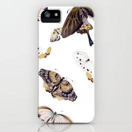 Butterflies II iPhone Case