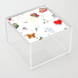 Favorites Acrylic Box