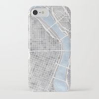 portland iPhone & iPod Cases featuring Portland Oregon by Anne E. McGraw