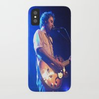 israel iPhone & iPod Cases featuring Israel Nebeker by S.R. Londer