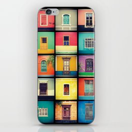 ventanas BARRANCO iPhone Skin