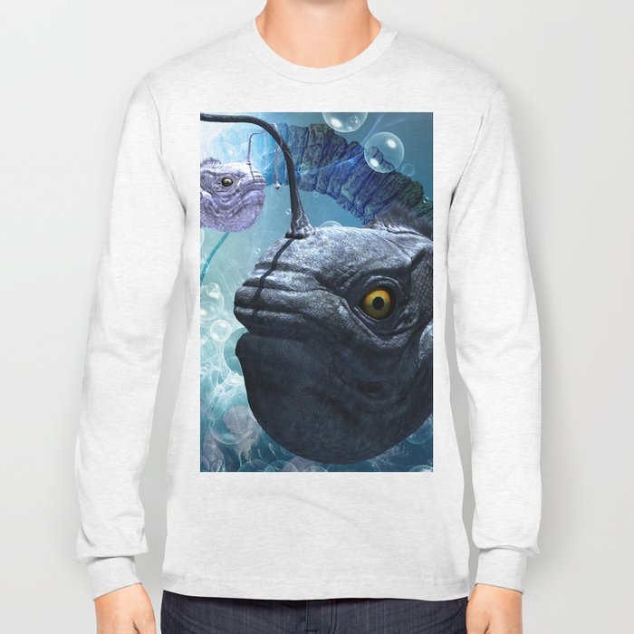 The frogfish  Long Sleeve T-shirt