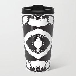 Ink blot Travel Mug