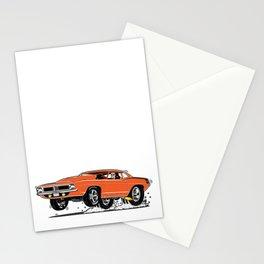 1972 Cuda Stationery Cards