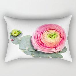 Betty the Snail Rectangular Pillow