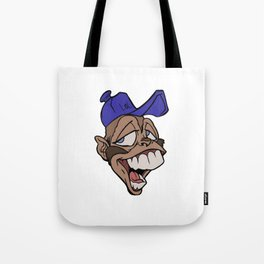 Crazy Monkey 2 Tote Bag