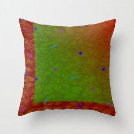 Pool Pattern Throw Pillow