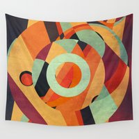 circus Wall Tapestries featuring Circus by VessDSign