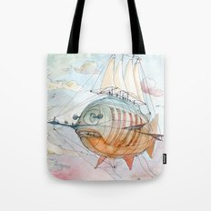 The Flying Fish! Tote Bag