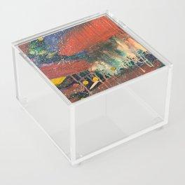 Tears of Rain  Acrylic Box