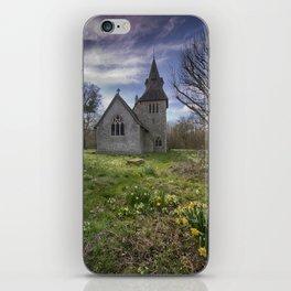 St Margaret Wychling iPhone Skin