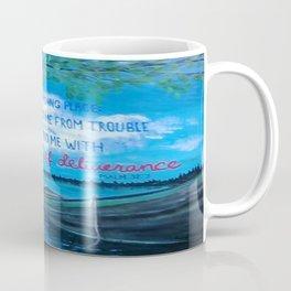 Psalm 32:7 Coffee Mug
