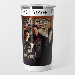Birds in the Boneyard, Print 17: Backstage Pass Travel Mug