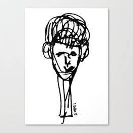 Boykind Canvas Print