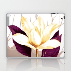 single flower Laptop & iPad Skin