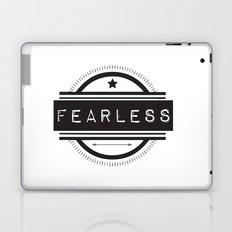 #Fearless Laptop & iPad Skin