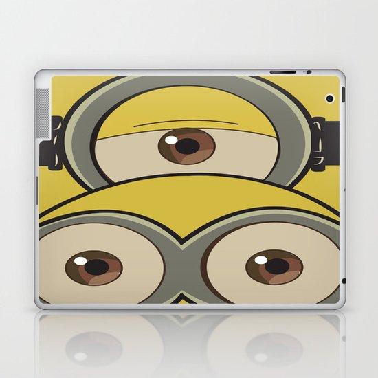 Minions Laptop & iPad Skin