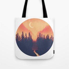 Redwood Pass Tote Bag