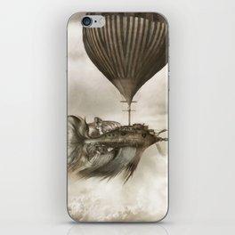 The Far Pavilions iPhone Skin