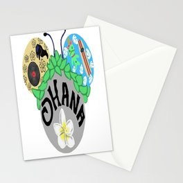 Lilo & Stitch MM Ears Stationery Cards
