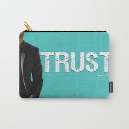 Trust - Cover Design Carry-All Pouch
