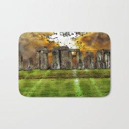 Henge at Sunsleep - Stonehenge Bath Mat