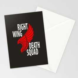 Right Wing Death Squad Stationery Cards