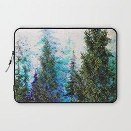 BLUE MOUNTAIN PINE FOREST  VISTA Laptop Sleeve