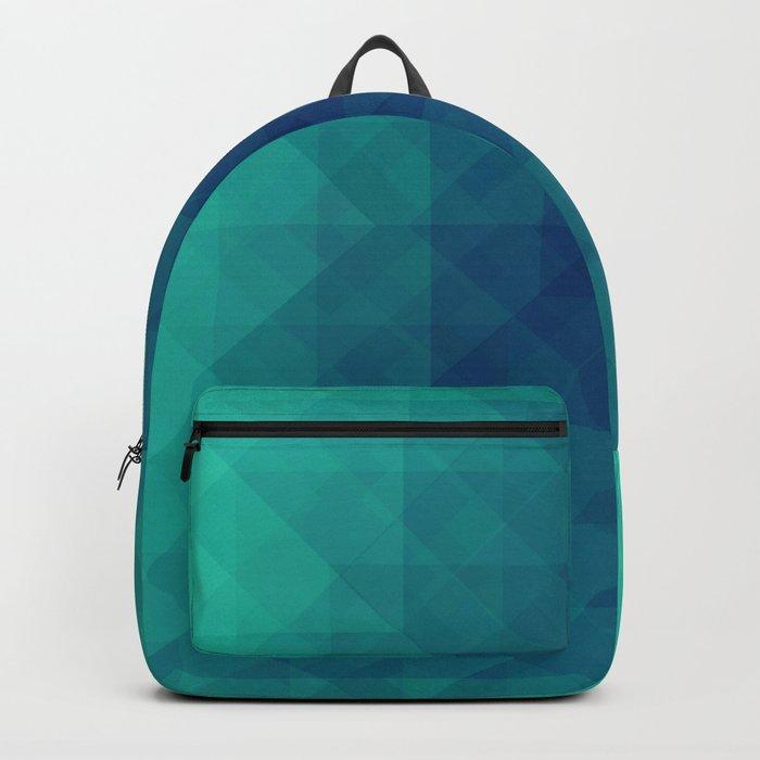 Emerald dreams Backpack