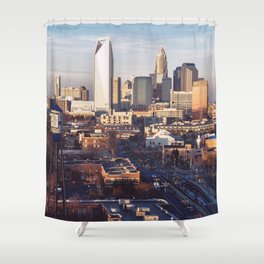 Queen City Shower Curtain Shower Curtain