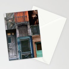 Doors That Enliven My Heart Stationery Cards
