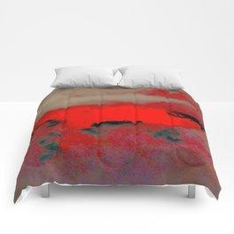 GAMMA RAYS Comforters