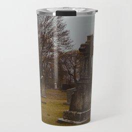 Centralia, Pennsylvania Cemetery Travel Mug